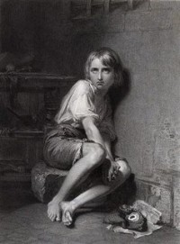 Louis XVII, mort au temple, captivité, christelle la fidèle