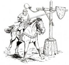chevalerie, adoubement, cérémonie, escrime, écuyer, chevalier, damoiseau