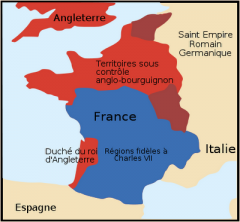 carte royaume