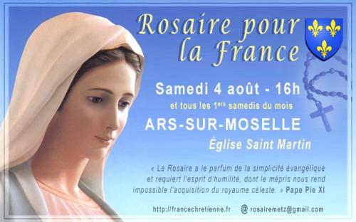 rosaire france
