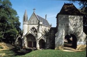 château robert de baudricourt
