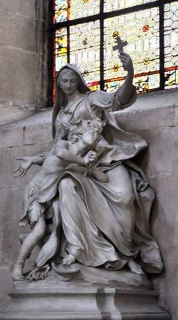 couronne d'épines, sainte chapelle, saint louis, histoire, reliques