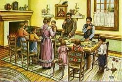 famille catholique