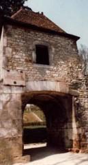 porche château Baudricourt