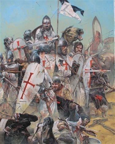 histoire, lorraine, croisade, deus lo vult, terre sainte