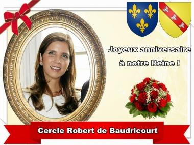 princesse marie marguerite,anniversaire
